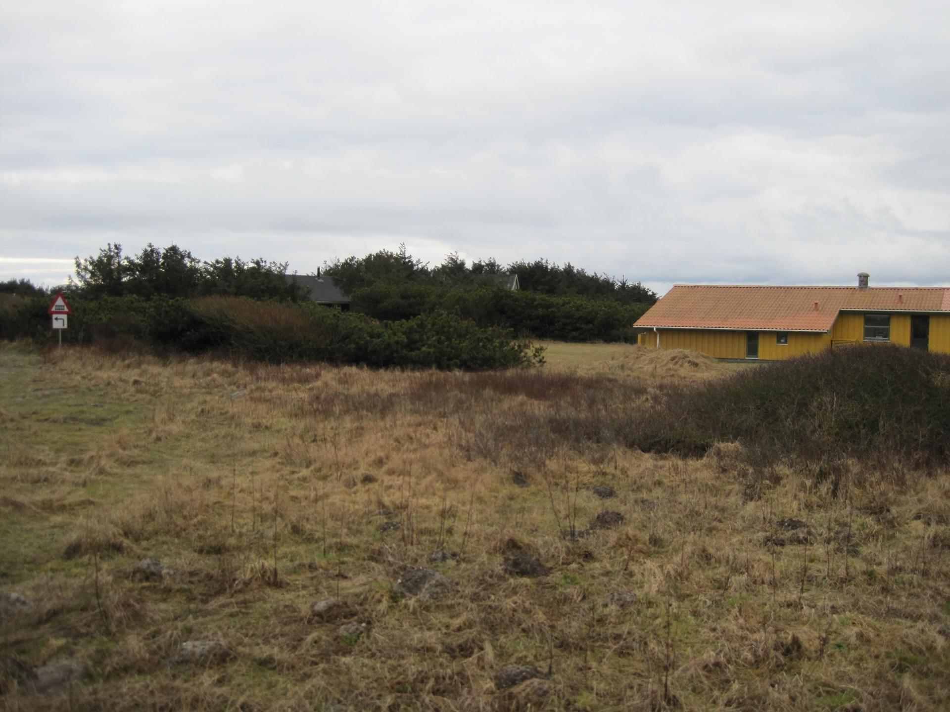 Fritidsgrund på Hvilehjemsvej i Harboøre - Grund