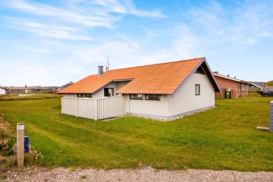Fritidsbolig på Vejlby Klit i Harboøre - Ejendommen