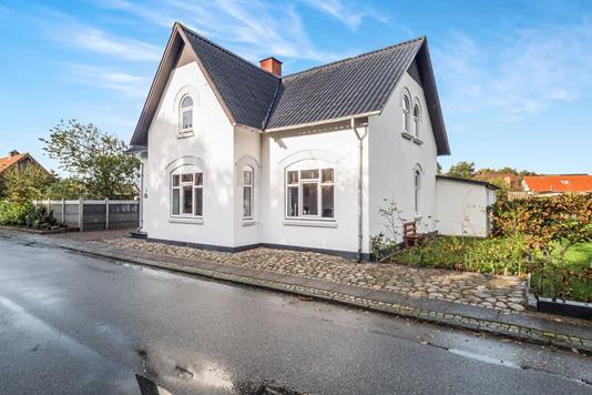 Villa på Bonnetvej i Lemvig - Ejendommen