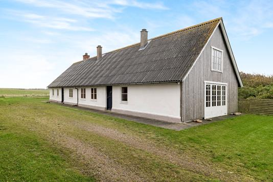 Villa på Stamphøjvej i Lemvig - Ejendommen