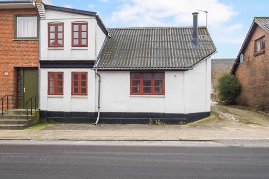 Villa på Bøgelundvej i Lemvig - Ejendommen