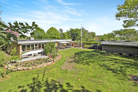 Villa på Østerled i Lemvig - Ejendommen