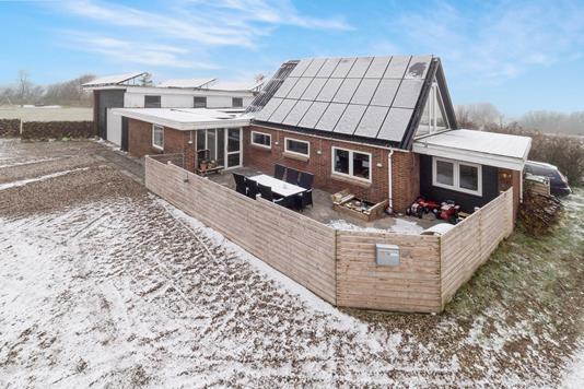 Villa på Klostervej i Lemvig - Ejendommen