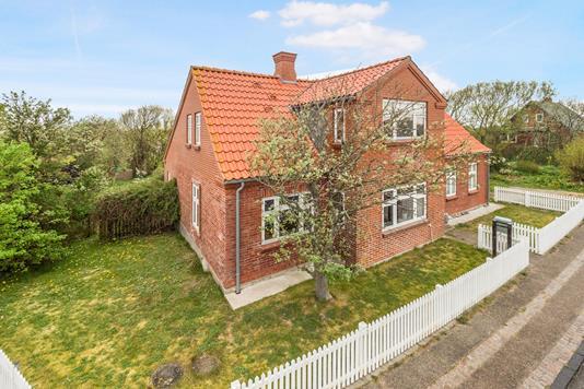 Villa på Søndergade i Harboøre - Ejendommen