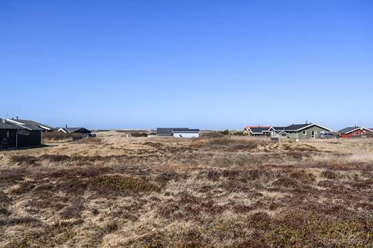 Fritidsgrund på Lyngsletten i Lemvig - Ejendommen