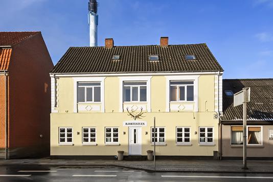 Villa på Holmegade i Ulfborg - Ejendommen