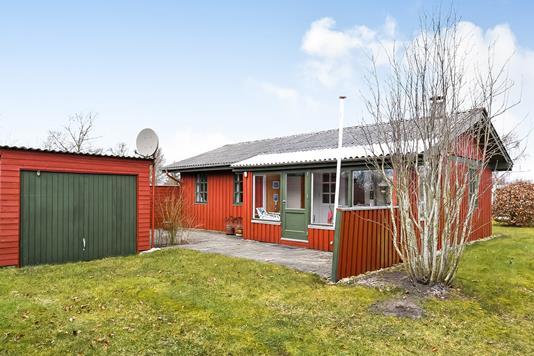 Fritidsbolig på Røllikevej i Ulfborg - Ejendommen