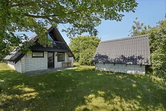 Fritidsbolig på Helmklit i Ulfborg - Ejendommen