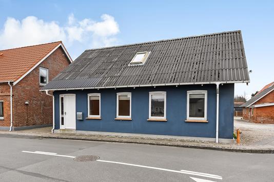 Villa på Ullsgade i Ulfborg - Ejendommen