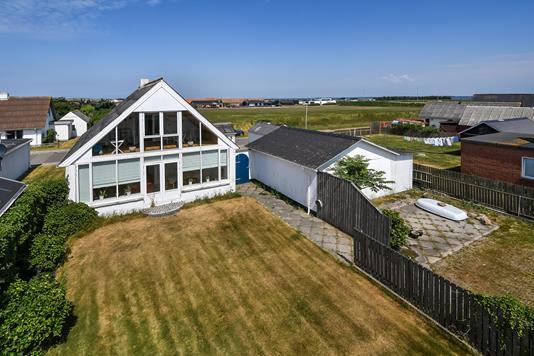 Villa på Jagtvejen i Ulfborg - Ejendommen