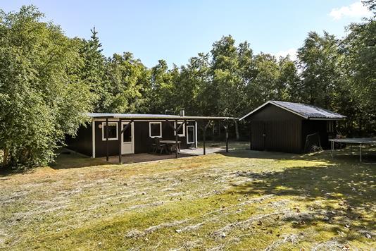 Fritidsbolig på Øster-Skovvej i Ulfborg - Ejendommen