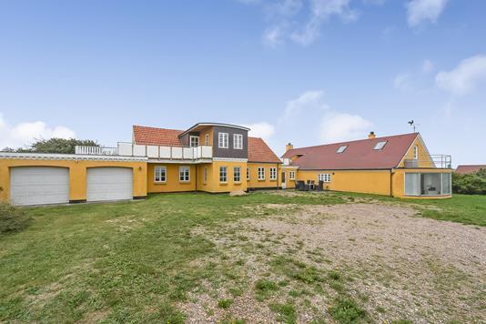 Villa på Transvej i Lemvig - Ejendommen