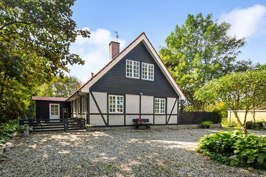 Villa på Møllebakken i Ulfborg - Ejendommen