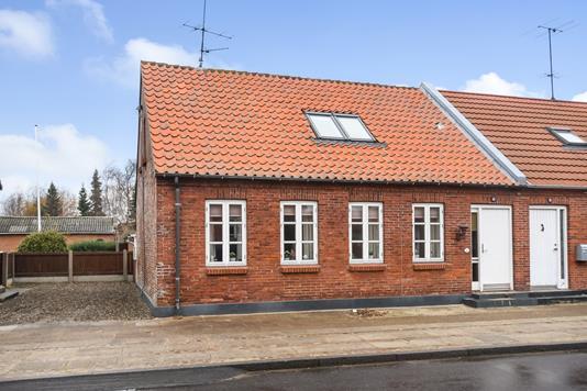 Villa på Harbogade i Ulfborg - Ejendommen