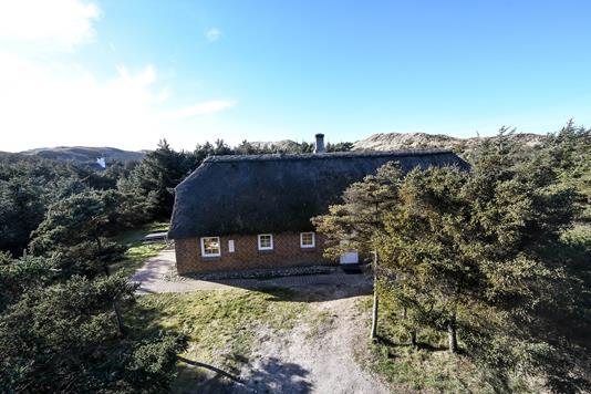 Fritidsbolig på Bavnebjergvej i Ulfborg - Ejendommen
