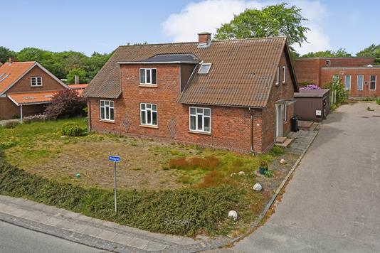 Villa på Stabyvej i Ulfborg - Ejendommen