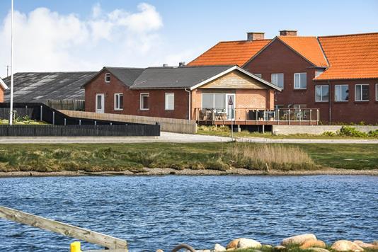 Villa på Skolegade i Ulfborg - Ejendommen