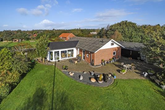 Villa på Musvitvej i Ulfborg - Ejendommen