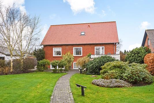 Villa på Nørregade i Vemb - Ejendommen