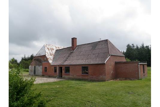 Villa på Stensigvej i Vemb - Ejendommen