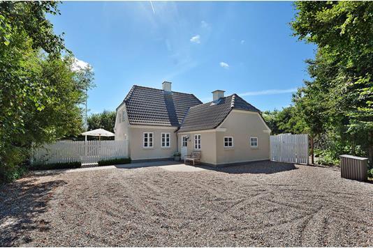 Villa på Øhusevej i Ulfborg - Ejendommen