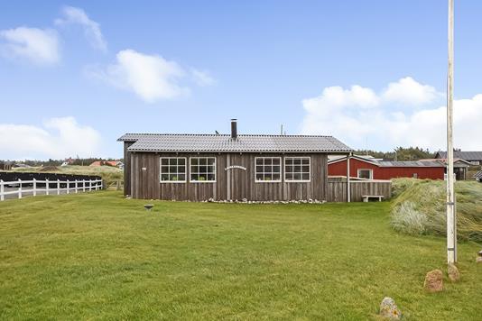 Fritidsbolig på Bjerghuse i Ulfborg - Have