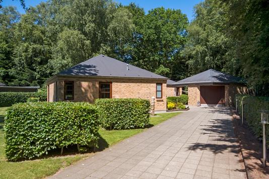 Villa på Søparken i Ulfborg - Ejendommen