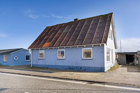 Villa på Vesterhavsgade i Ulfborg - Ejendommen