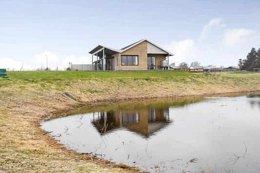 Villa på Åbrinken i Vemb - Ejendommen