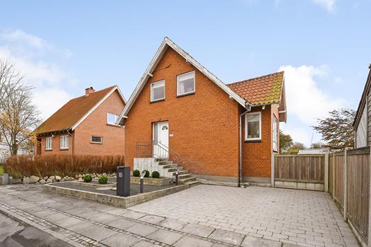 Villa på Torsgade i Ulfborg - Ejendommen