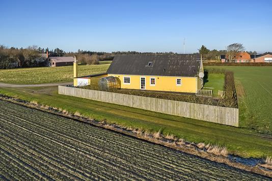 Villa på Felstedvej i Ulfborg - Ejendommen