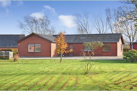 Villa på Abildåvej i Ørnhøj - Ejendommen