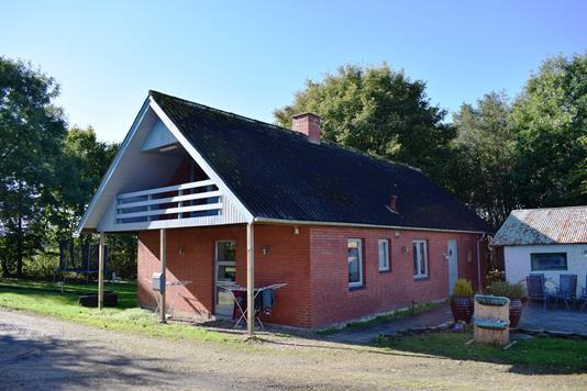 Villa på Ringkøbingvej i Videbæk - Ejendommen