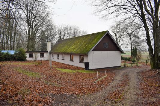 Villa på St Ahlevej i Videbæk - Facade
