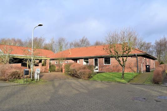 Villa på Solhaven i Videbæk - Facade