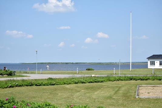 Fritidsbolig på Køjbankevej i Tarm - Panoramaudsigt