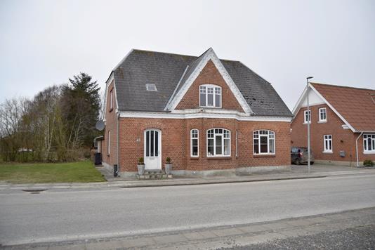 Villa på Gl. Landevej i Hemmet - Facade