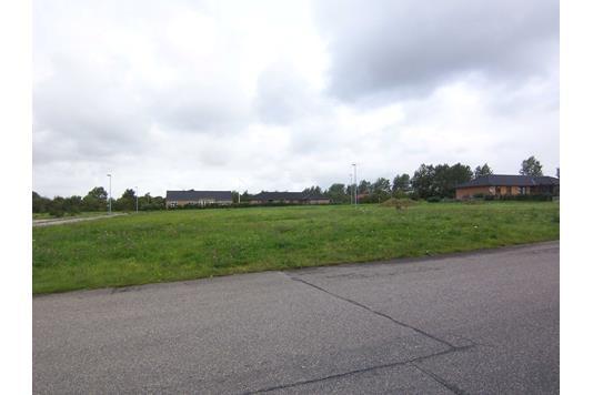 Helårsgrund på Tjørringparken i Herning - Facade