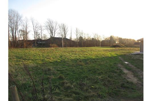 Helårsgrund på Frøskovparken i Herning - Grund