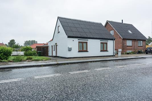 Villa på Hammerum Hovedgade i Herning - Ejendommen
