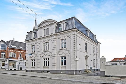 Ejerlejlighed på Fonnesbechsgade i Herning - Ejendommen