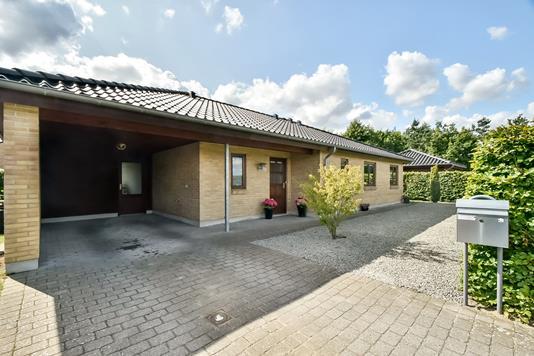 Villa på Nr. Lindvej i Herning - Ejendommen