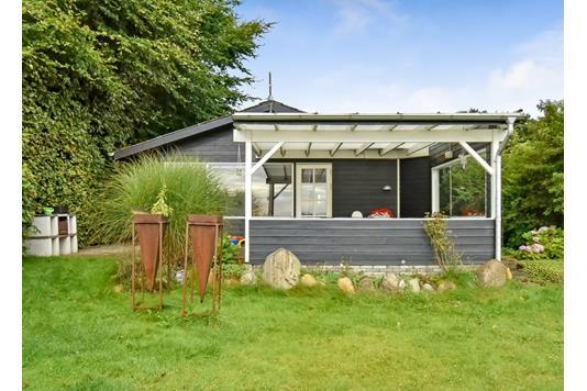 Villa på Vestre Søvej i Sunds - Ejendommen