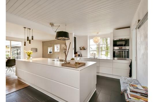 Villa på Sibeliusvej i Herning - Køkken