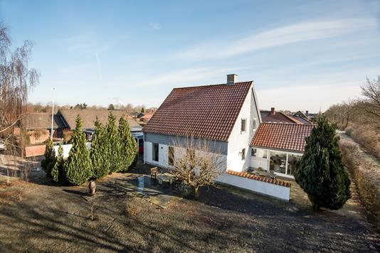 Villa på Ydertoften i Herning - Ejendommen