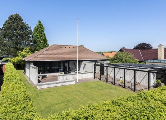 Villa på Kærmindevej i Herning - Ejendommen