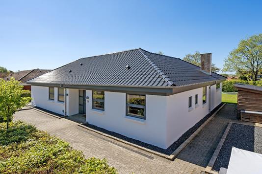 Villa på Ravnsbjerg Toft i Herning - Ejendommen