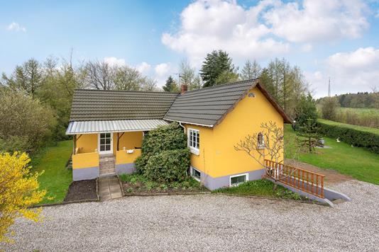 Villa på Skjernvej i Herning - Ejendommen