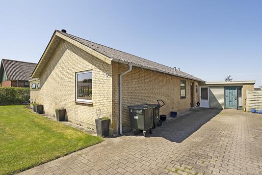 Villa på Amtrupvej i Herning - Ejendommen