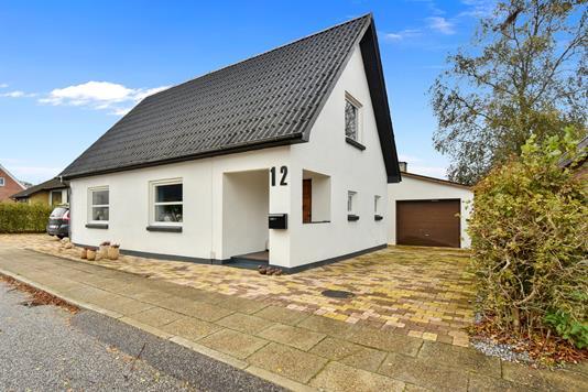Villa på Bjerrevej i Herning - Ejendommen